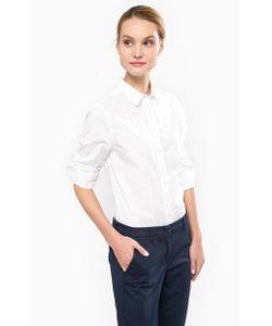 Gant | Приталенная Рубашка Из Хлопка