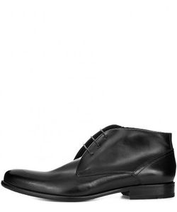Lloyd | Кожаные Ботинки На Шнуровке И Молнии