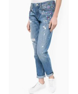 Liu •Jo Jeans | Рваные Джинсы Бойфренд