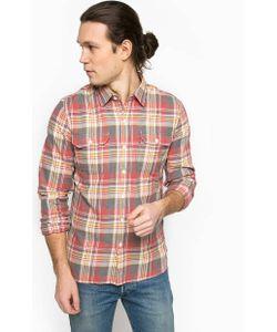 Levi's® | Рубашка В Клетку С Нагрудными Карманами