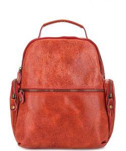 Bruno Rossi | Кожаный Рюкзак С Двумя Отделами