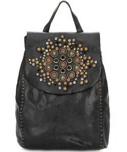 Campomaggi | Кожаный Рюкзак С Металлическим Декором