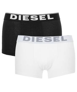 Diesel | Комплект Из Двух Хлопковых Трусов-Боксеров