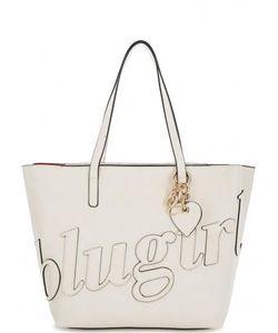 Blugirl | Вместительная Сумка В Форме Трапеции