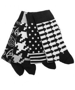 Happy Socks | Комплект Из Четырех Пар Хлопковых Носков