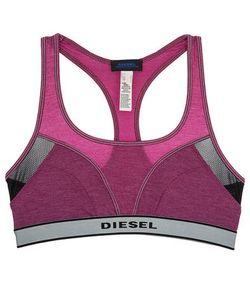Diesel | Бюстгальтер С Сетчатыми Вставками По Бокам