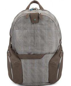 Piquadro | Вместительный Рюкзак С Двумя Отделами