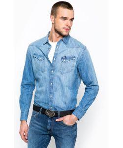 Wrangler | Джинсовая Рубашка С Длинными Рукавами