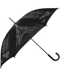 Doppler | Зонт-Трость С Контрастным Принтом