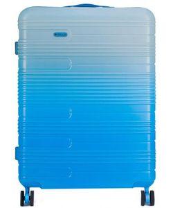 Verage | Вместительный Пластиковый Чемодан На Колесах