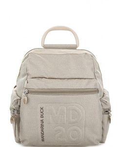 MANDARINA DUCK | Текстильный Рюкзак С Одним Отделом
