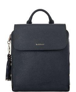 Baldinini | Кожаный Рюкзак Со Съемным Отделением