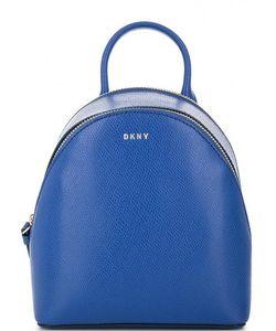 DKNY | Маленький Кожаный Рюкзак На Молниях