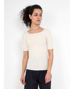 Baserange | Pama 3/4 Rib T-Shirt Off