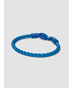 SAILORMADE | And Aqua Rope Bracelet Menswear