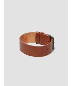 TID | Leather Wristband Tan Menswear
