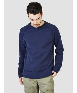 Velva Sheen | Cn Freedom Sweatshirt Navy Menswear
