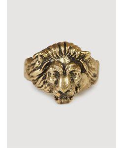 GEORGE FROST | Bravery Ring Brass Menswear
