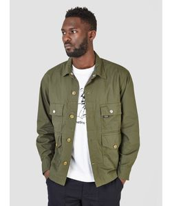 Garbstore | Flight Shirt Olive Menswear