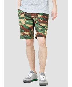 Garbstore | Service Shorts East Camo Menswear