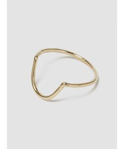 WWAKE | Big Arc Ring Womenswear