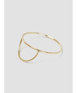 KATRINE KRISTENSEN | Sun Wire Ring Plated Womenswear