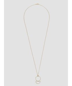 KATRINE KRISTENSEN | Sunrise Necklace Plated Womenswear
