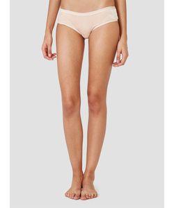 Baserange | Velours Classic Bell Pants Rosy Womenswear