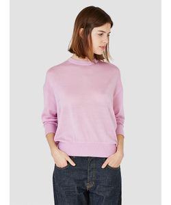 Demylee | Danna Merino Wool Pullover Mauve Womenswear