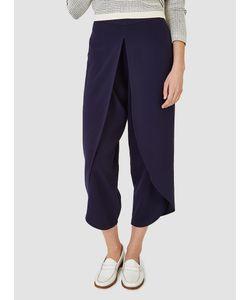 RODEBJER | Nala Crepe Trousers Midnight Womenswear