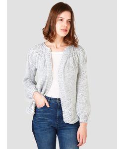 MAIAMI   Penelopes Pleated Cardigan Light Womenswear