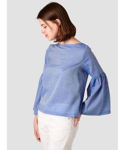 RODEBJER | Melena Border Top Print Womenswear