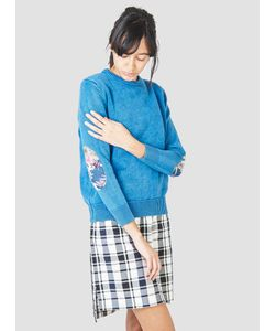 Demylee | Luella Jumper Cobalt Womenswear