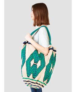 Guanabana | Beach Wayuu Bag Natural Womenswear