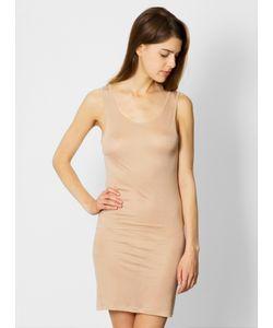 Baserange | Long Tank Top Nude Womenswear