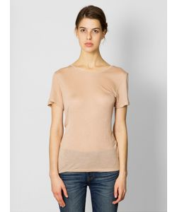 Baserange | Tee Shirt Nude Womenswear