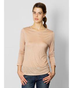 Baserange | Long Sleeve Tee Nude Womenswear