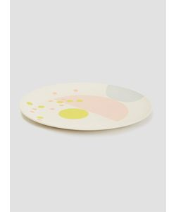 ENGEL | Bamboo Plate Dots Home Beauty