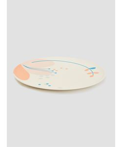 ENGEL | Bamboo Plate Flower Home Beauty