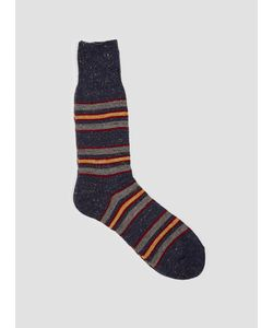 Anonymous Ism | Blanket Stripe Socks