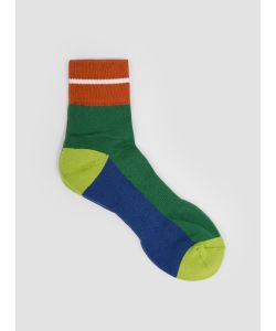 Anonymous Ism | Colour Panel Q Sock