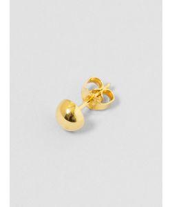 KATRINE KRISTENSEN | Kk13-06 Large Half Sphere Ear Stud