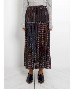 A PIECE APART | Dulce Accordian Midi Skirt