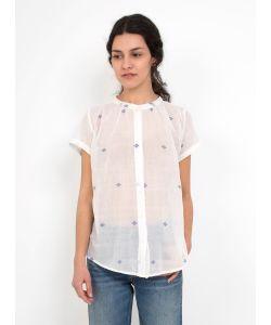 Local Apparel | Selina Shirt Navy