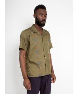 Gitman Vintage   Vintage Camp Shirt Cuban Stars