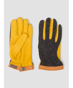 Hestra | Deerskin Wool Tricot Gloves