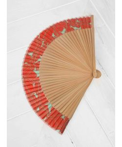 Men's Society | Isla Folding Fan