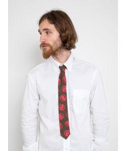 Gitman Vintage   Circle Print Tie
