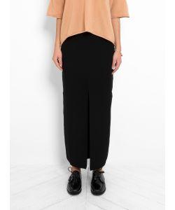 Nanushka | Kiss Knit Pencil Skirt With Slit