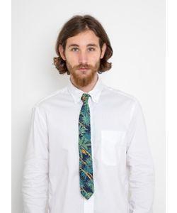 Gitman Vintage   Palm Tree Print Tie